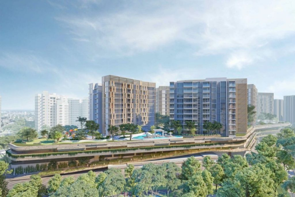 Parc central residences condominium